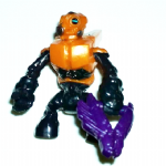 Mega Bloks Halo covenant grunt orange black figure